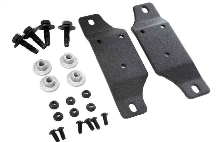 Tonneau Cover Spacer Kit
